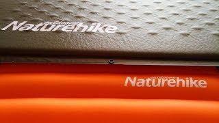 Туристические коврики от Naturehike