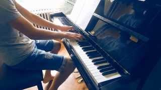 Maître Gims - Longue vie ft. Lefa - Piano Cover