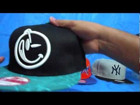 2a75dacf960 Unboxing  Chicago Bulls New Era 59Fifty Hardwood Classics Leather Brim  Fitted Hat (1080p)!. Unboxing Snapback New Era Cap - PT-BR • INaTag •