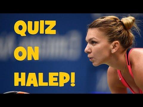 QUIZ on Simona HALEP! - Shenzhen 2018 Final