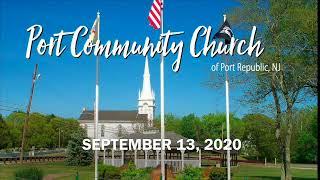 Port Community Church - 09.13.20