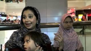 Tips Bebas Stres Merawat Anak Dari Ayu Azhari