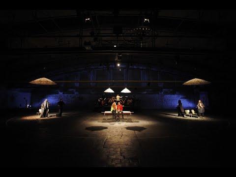 sirene Operntheater  - Festival alf laila wa laila 2 - Die Toten - Musik: Robert M Wildling