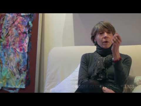 Curator/Critic Karen Wilkin tells wild stories about Larry Poons