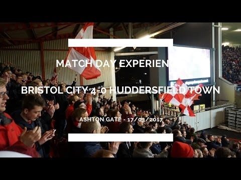 Groundhop at Ashton Gate - Bristol City vs. Huddersfield Town - WHAT A PERFORMANCE & ATMOSPHERE