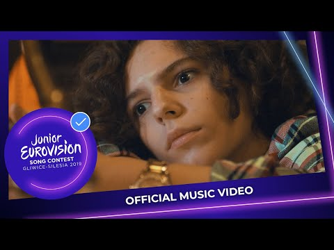 Mila Moskov - Fire - North Macedonia 🇲🇰 - Official Music Video - Junior Eurovision 2019