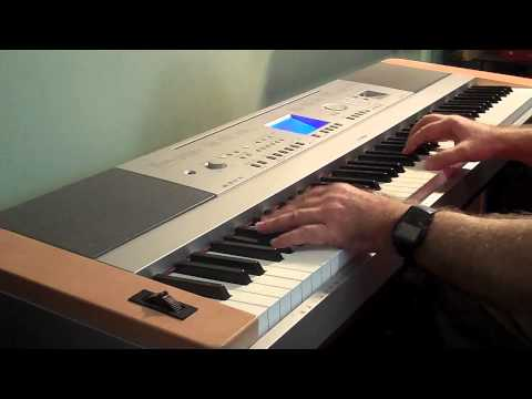 Dwelling In Beulah Land Southern Gospel on Piano