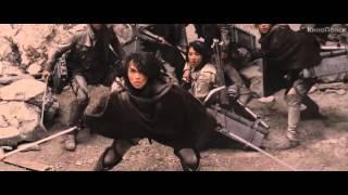 Атака титанов  Фильм второй  Конец света (2015) Русский трейлер