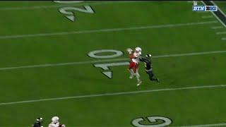 Tyler Hoppes 27-Yard Touchdown vs. Purdue