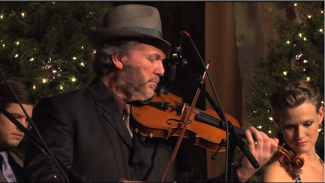 Video: One Winter's Night - Mark O'Connor and band