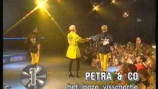Petra & Co - Het Looze Visschertje - Nr. 1 in Hitparade