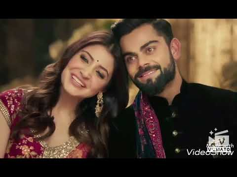 Virat and anushaka sharma status