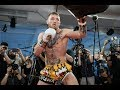 DBN RADIO SHOW: HEATED BEEF BETWEEN RIGONDEAUX & LOMACHENKO CONOR MCGREGOR WORKOUT