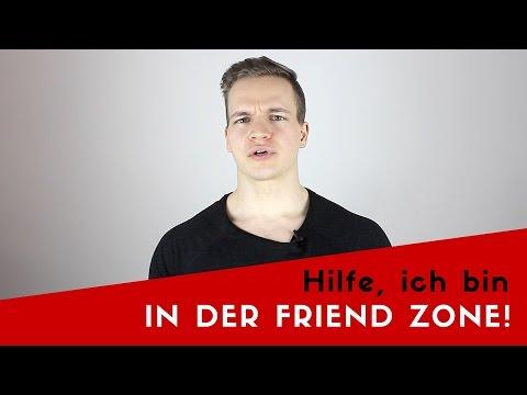 Wie komme ich aus der Friend-Zone??