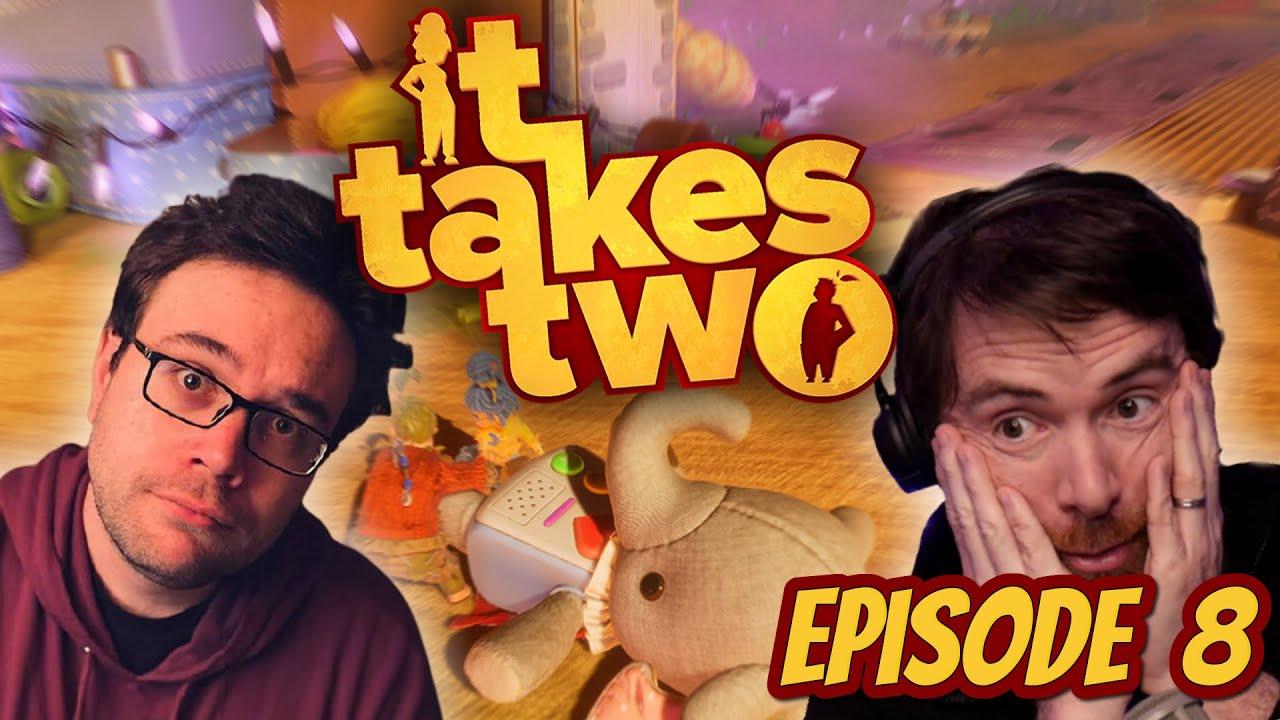 IT TAKES TWO avec Antoine Daniel - Episode 8