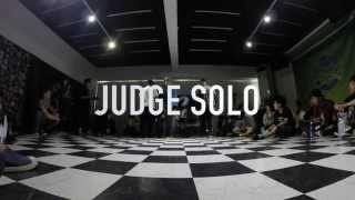 Pop Generation Popping Battle Vol.1--Judge Solo--Max . BoogieRay . Shiro . DJ Melon
