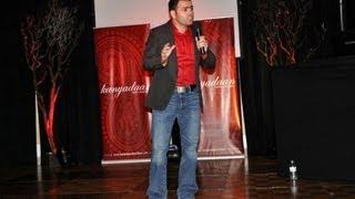Mohabbatein - Hindi Stand up comedy (Valentine's Day party by Radio Zindagi)