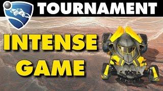 Rocket League | INTENSE Tournament Game (Gfinity Gameplay)