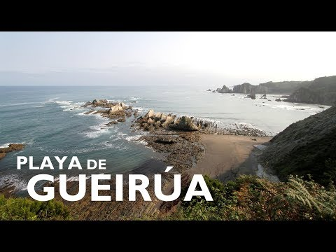 Video about Gueirúa Beach