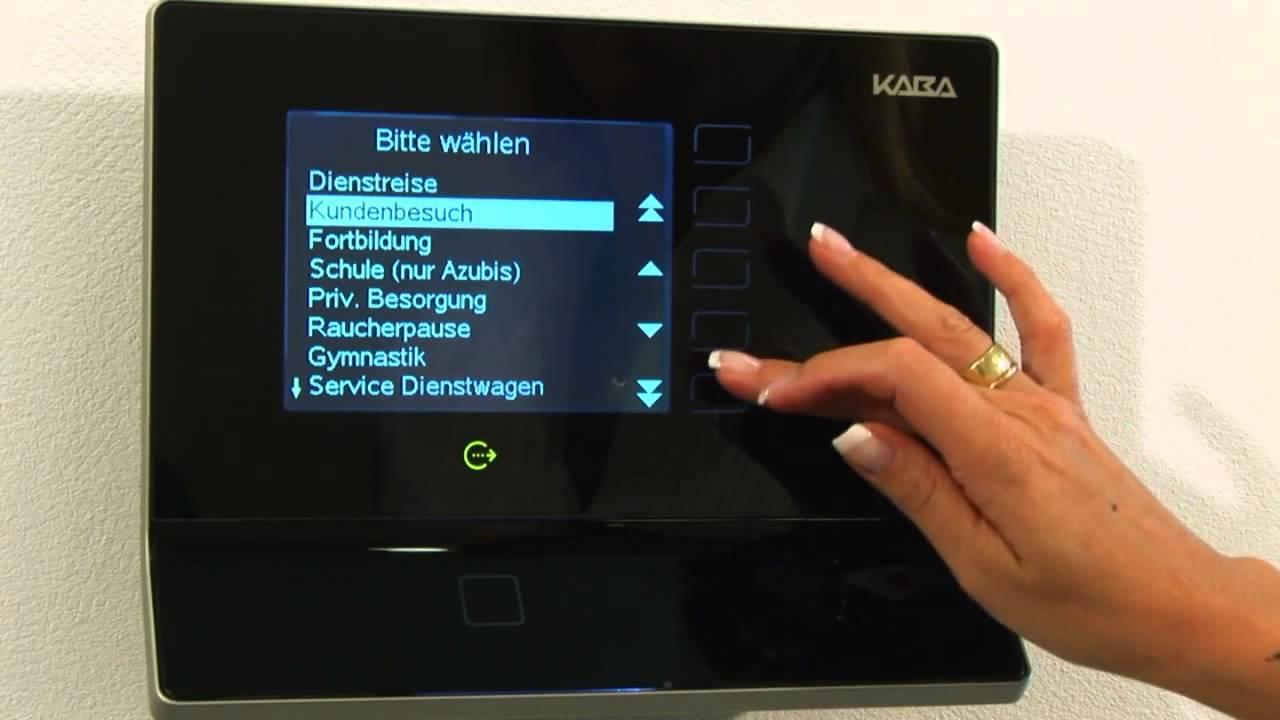 Kaba Time: B Web 9300