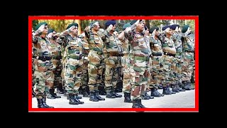 Away from home, security personnel keep each others spirits high on diwali|Breaking News , Latest n