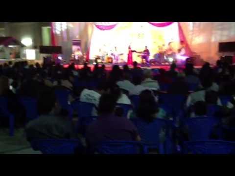 Bhoomi Trivedi at Patel club Dar es salaam 'Dhunaki lage'
