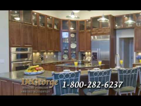 DeGeorge Ceilings, Flooring And Custom Cabinetry