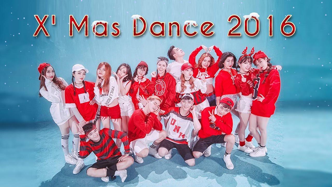 Christmas Dance 2016 TNT Dance Crew YouTube