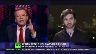 CrossTalk on Syria: US - Russia standoff