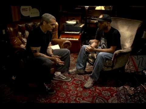 Henry Rollins - Tom Morello Interview for Amnesty International & LimeWire Store [Part 1]