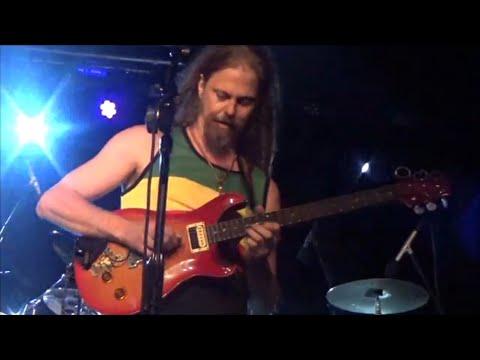Jahson And The Natty Vibez - The Music Farm Columbia, SC  8-25-16