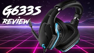 Logitech G633s / G635 Gaming 7.1 Headset (Review)