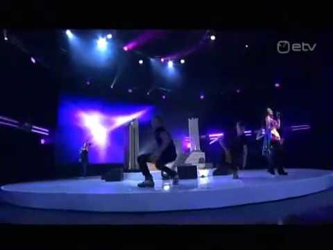 Getter Jaani - Rockefeller Street Estonia Eurovision 2011