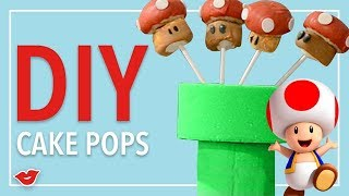 HOW TO MAKE CAKE POPS! (Perfect Birthday Party Treats!) | Millennial Moms
