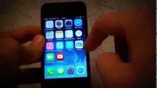 Обзор iOS 7 на iPhone 4(, 2013-09-19T12:37:20.000Z)