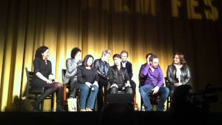 "Arnel Pineda & Journey, ""Dont Stop Believin'"" Q&A San Francisco International Film Festival IV"