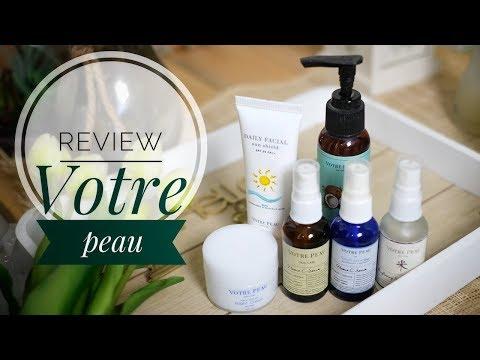 review : Votre Peau | Cleanser | Serum | Sunscreen | Night Cream