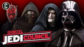 Darth Vader and the Best Villains in Star Wars History - Jedi Council