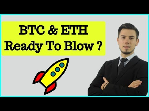 Bitcoin And Ethereum Preparing For Pump ? March 2019 Technical Analysis