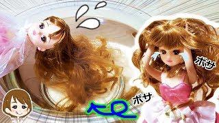 リカ茶とボンちゃんによるハートフル コメディ!!・・・なんのこっちゃ...