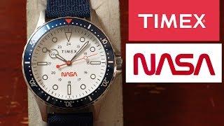 Timex Nasa Logo Navi Xl Watch Review