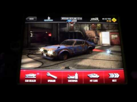 CSR Racing AND CSR Classics Fuel Glitch! (Easiest Way)