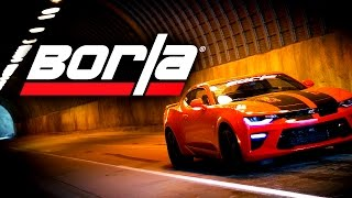 borla exhaust for 2016 2021 camaro ss exhaust system sounds