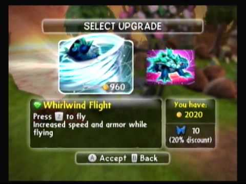 Skylanders: Spyro's Adventure Part 109: Camo, Warnado, & Wham-Shell: Upgrades and Game Play