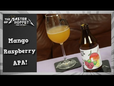 Brewski Mango Hallon Feber | TMOH - Beer Review #2135