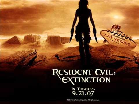 Catch Me - City Sleeps (Resident Evil Extinction)