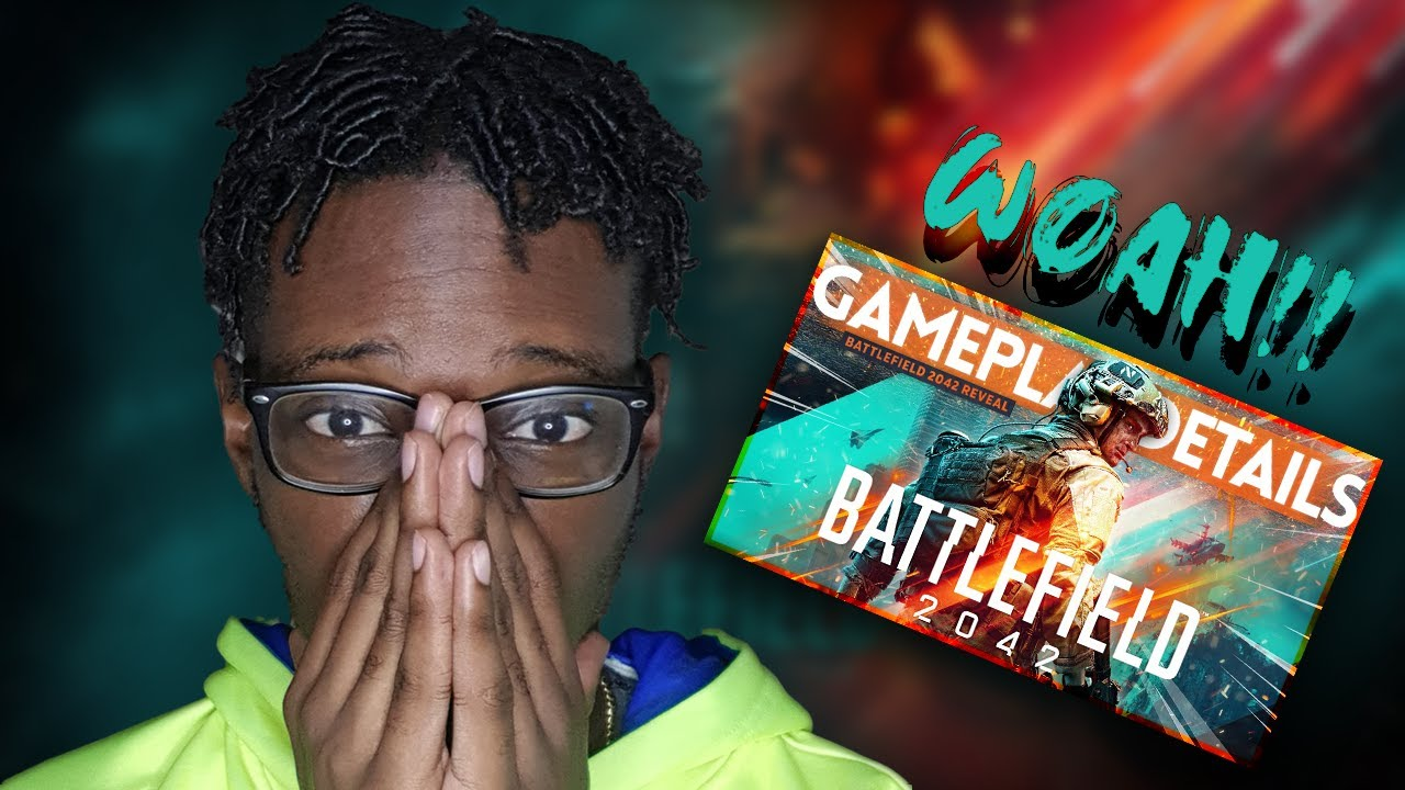 Is This The Best Battlefield Game Ever Made?! || Battlefield 2042 Gameplay Trailer REACTION