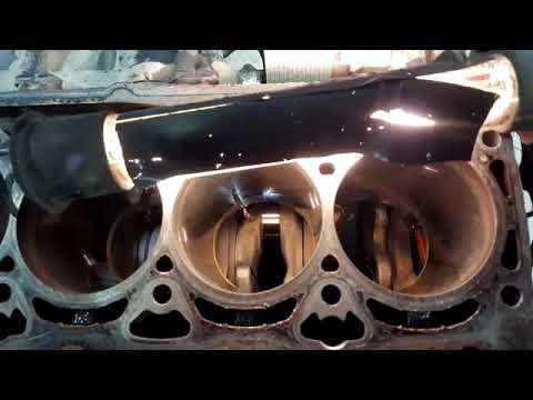 Масложор двигателя Веста 1.8 XRay 1.8