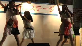 福生七夕まつり2015 SiAM&POPTUNe(シャムポップチューン) E.Cラヴカーニ...
