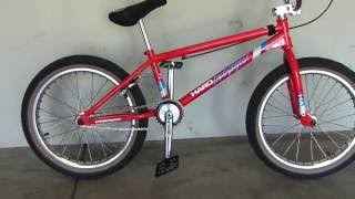 Installing Front Sprocket on Modern BMX Bike : Haro FST Brian Blyther